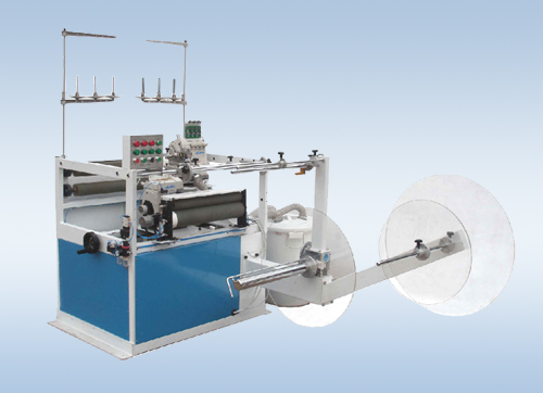 SB-2A Double Sewing Heads Serging Machine
