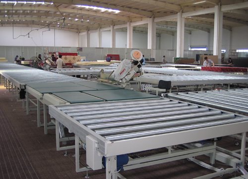 Automatic Production Line of Simmons Mattress