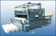 LR-KP-25P Mattress Packing Machine