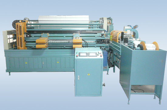 LR-PSA-95P Automatic Pocket Spring Assembly Machine