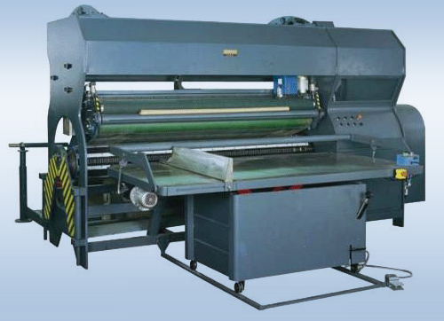 LR-PSL-20P Spring Units Rolling Packing Machine