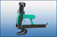 P88 Pneumatic Palm Fibre Clamping Gun