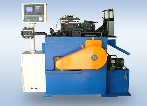 SSM-42S Digital-Controlled S-shape Zigzag Spring Forming Machine