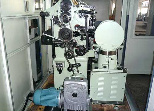 SX-60 Automatic Bonnell Spring Coiling Machine