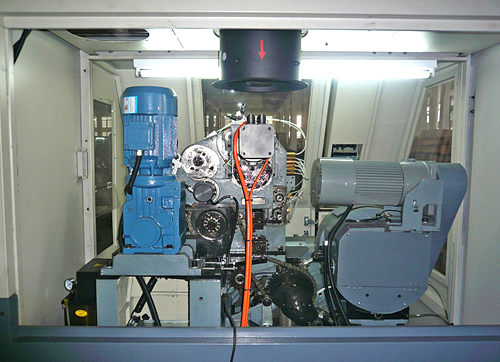 SX-80i High Speed Bonnell Spring Coiling Machine